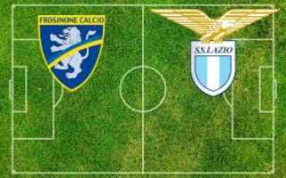 Serie A: frosinone lazio video calcio highlights