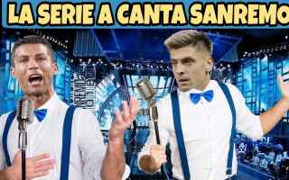 Video divertenti: sanremo serie a video calcio