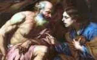 Arte: langetti  tenebrismo  venezia  pittura