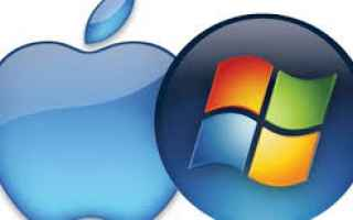 sicurezza mac; sicurezza windos