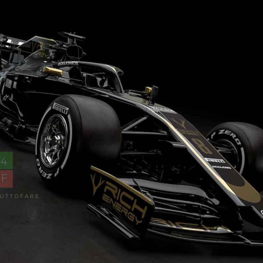 f1  formula 1  haas  rich energy