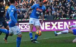 Serie A: napoli  hamsik