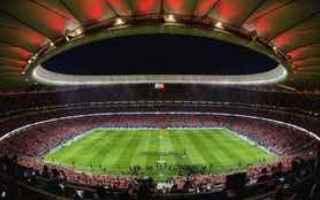 Calcio Estero: atletico  madrid  champions  wanda