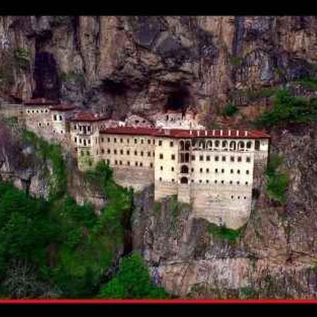 luoghi  architettura  turchia  ponto