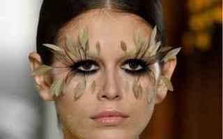Moda: bellezza  moda  ciglia  valentino