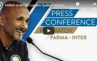 Serie A: inter spalletti calcio video intervista