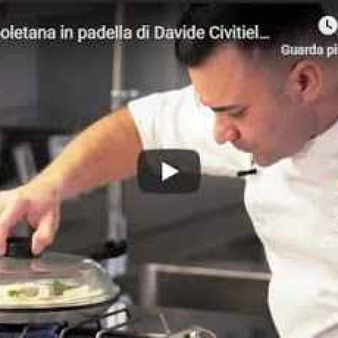 pizza cucina ricetta video cucinare