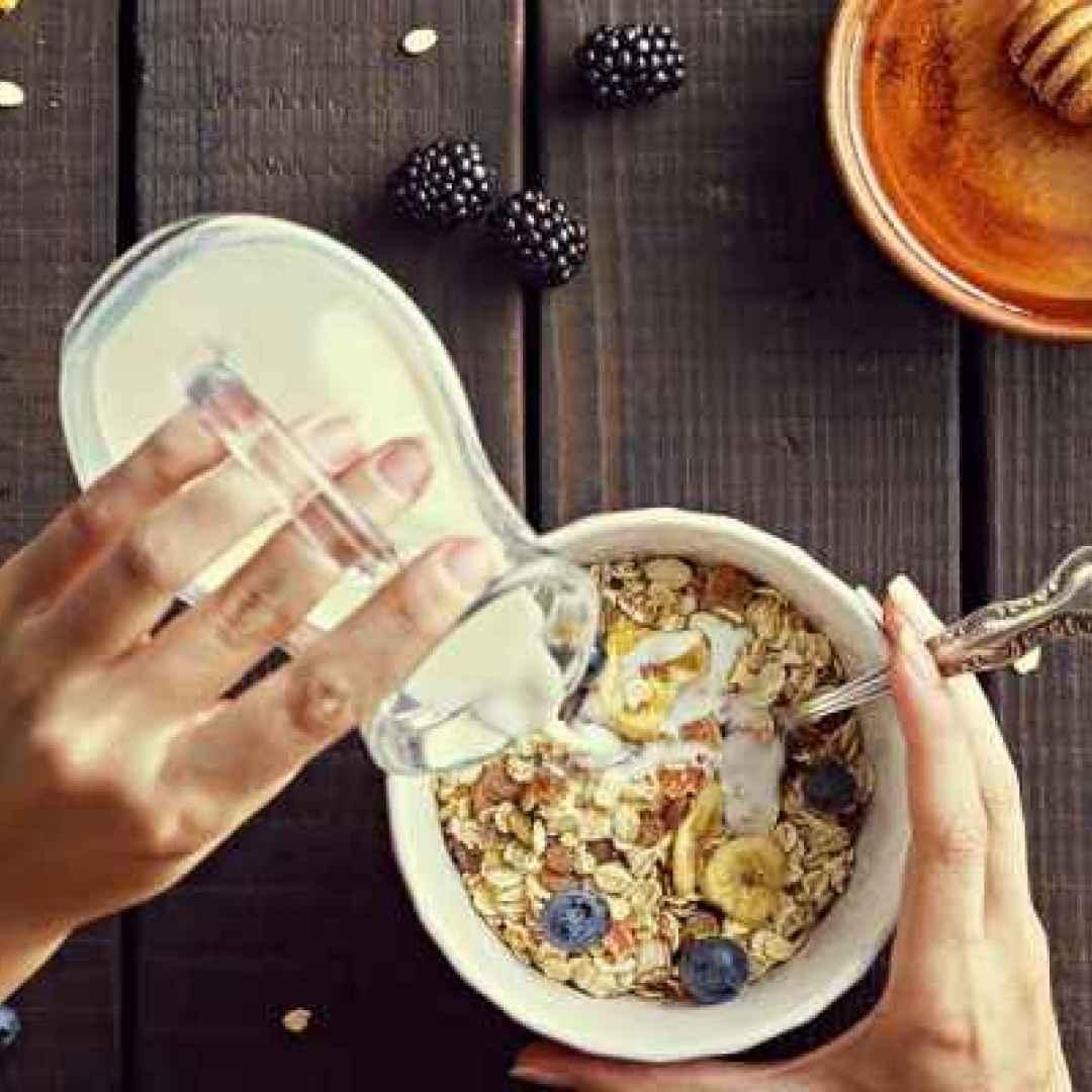 colazione per perdere peso