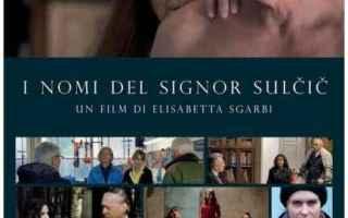 Cinema: film i nomi del signor sulcic sgarbi