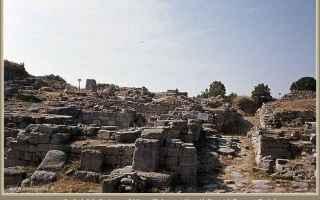 Storia: schliemann  mitologia  omero  troia