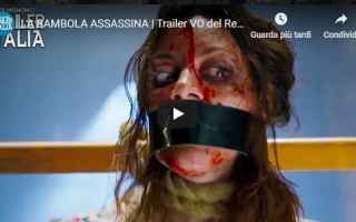 Cinema: trailer film horror cinema video