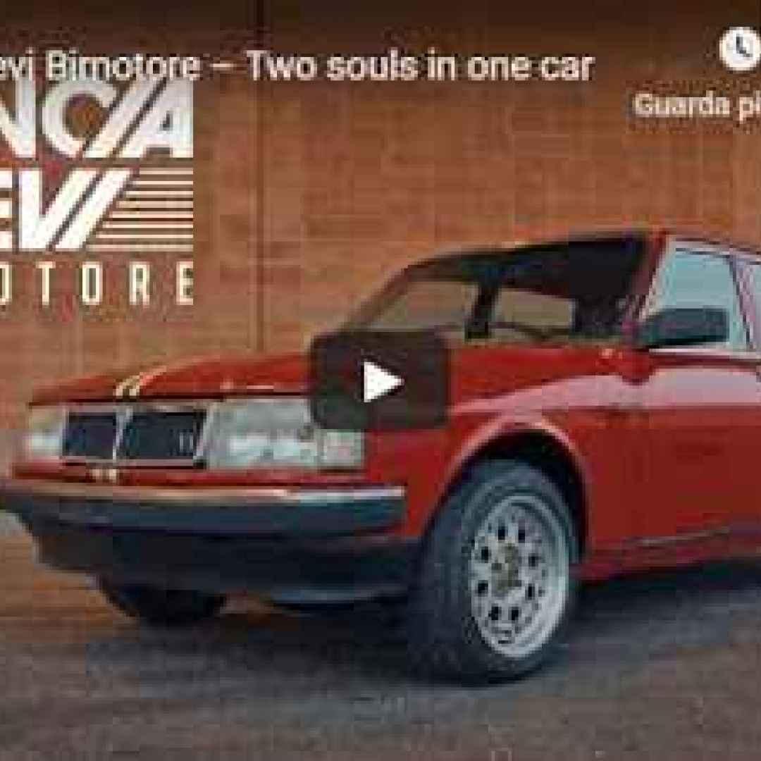 video lancia auto motori