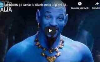 Cinema: aladdin genio trailer cinema video