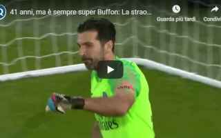 Calcio Estero: buffon video psg calcio francia