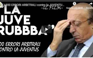 Serie A: juventus juve calcio video film