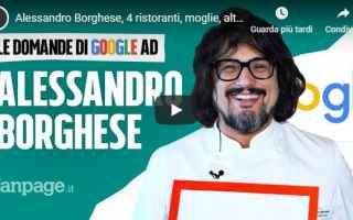 google tv televisione video borghese