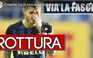 Serie A: icardi capitano video calcio inter