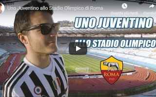juventus roma video calcio juve