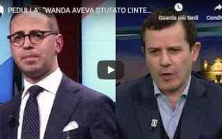Serie A: pedullà icardi inter calcio video