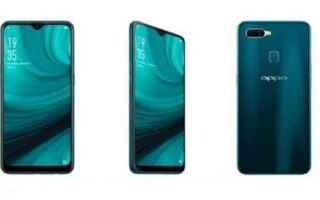 Cellulari: smartphone  oppo