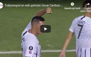 Calcio Estero: paraguay bolivia video gol calcio