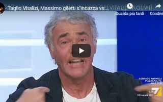 massimo giletti tv video politica