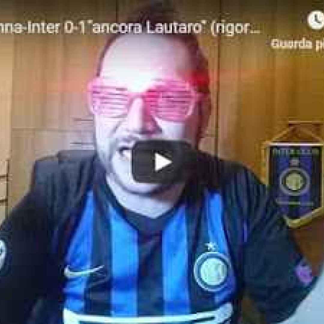 inter  video  youyuber  calcio