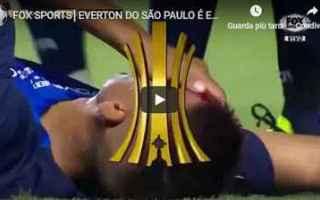 Calcio Estero: video shock calcio brasile