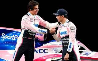 Formula 1: f1  formula1  racing point  perez stroll