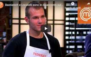 bastianich locatelli masterchef video