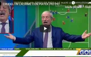 Serie A: milan video crudeli piatek calcio
