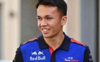 Formula 1: f1  formula1  toro rosso  albon