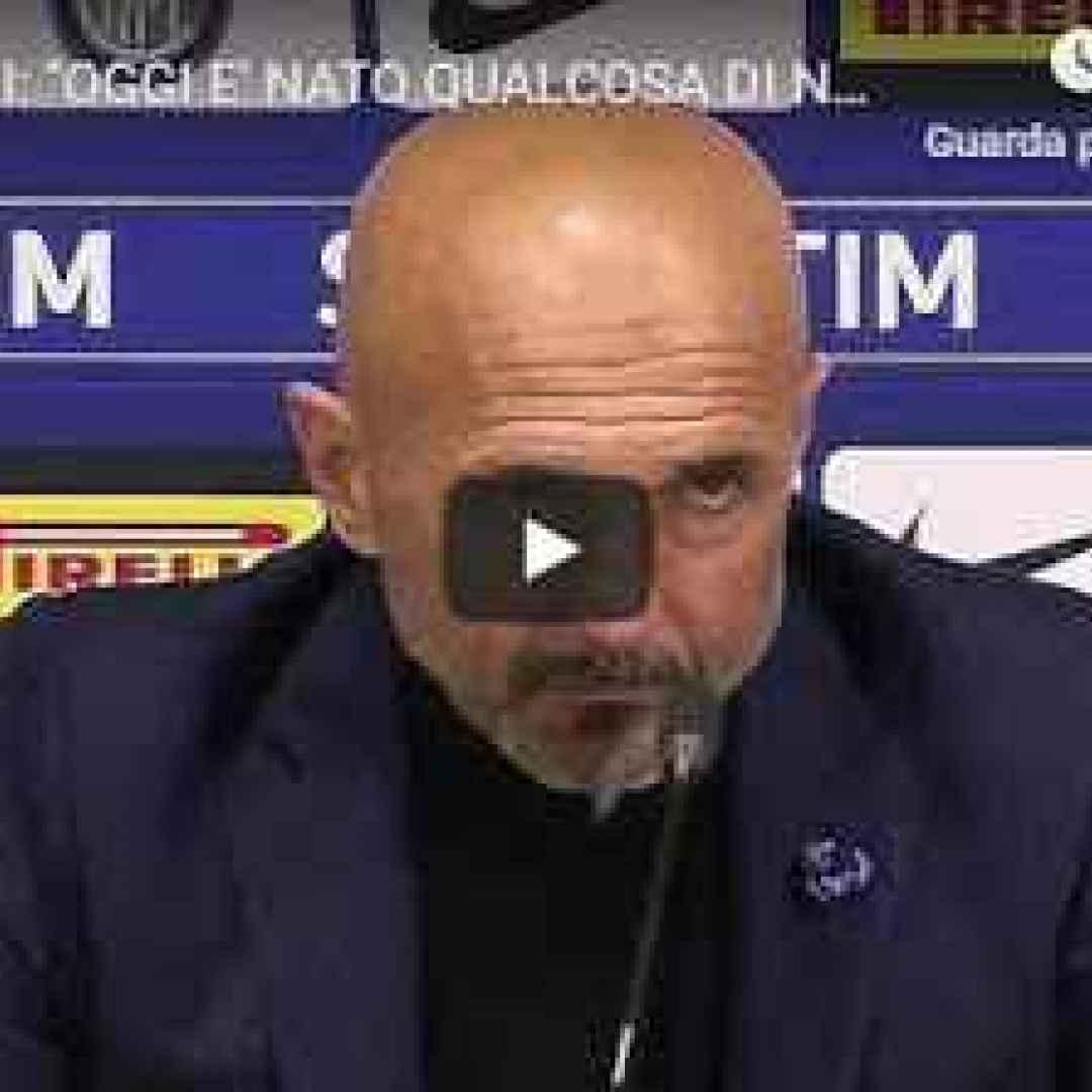 video spalletti inter calcio intervista