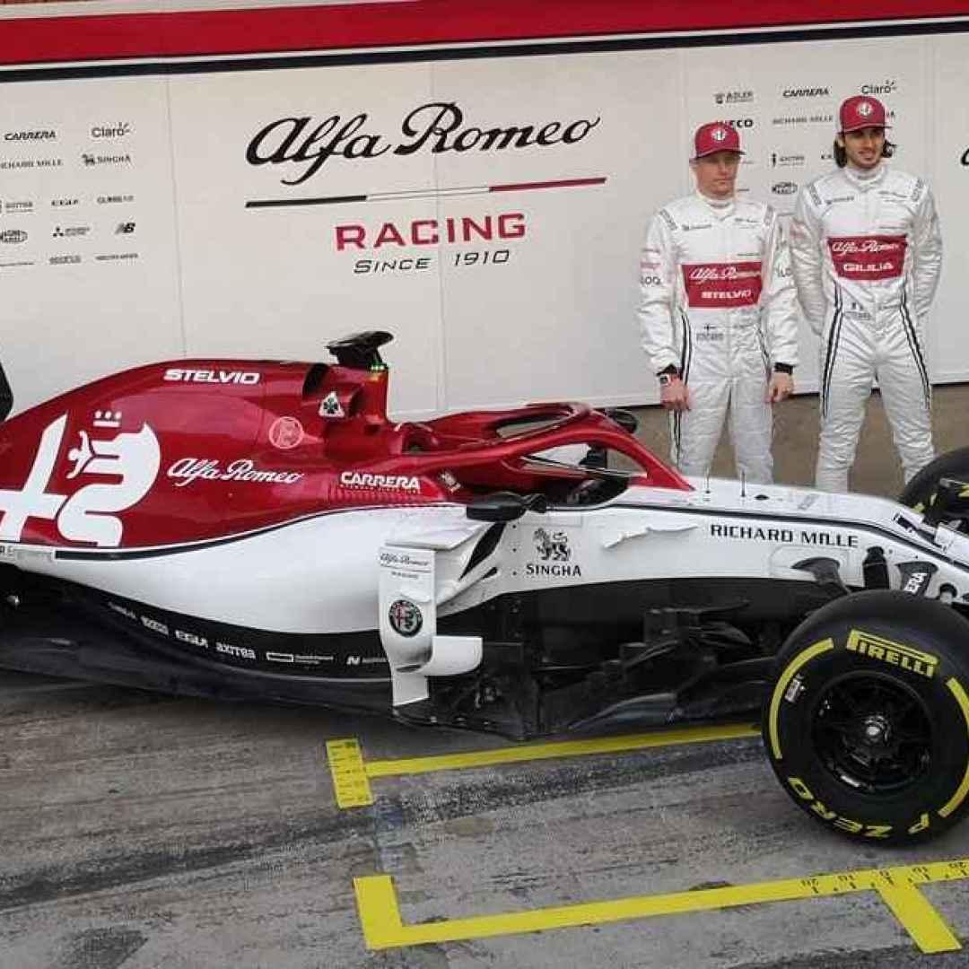f1  formula1  alfa romeo
