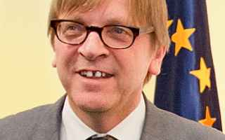 Politica: verhofstadt  ue  conte  salvini  di maio