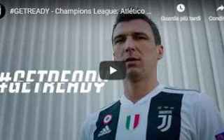 Champions League: juventus juve calcio video madrid