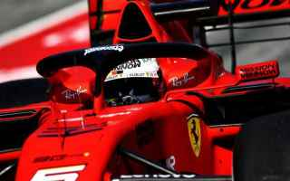 Formula 1: ferrari  vettel  f1  formula1  f1testing