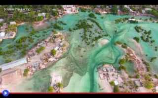 Ambiente: isole  ambiente  mutamento climatico
