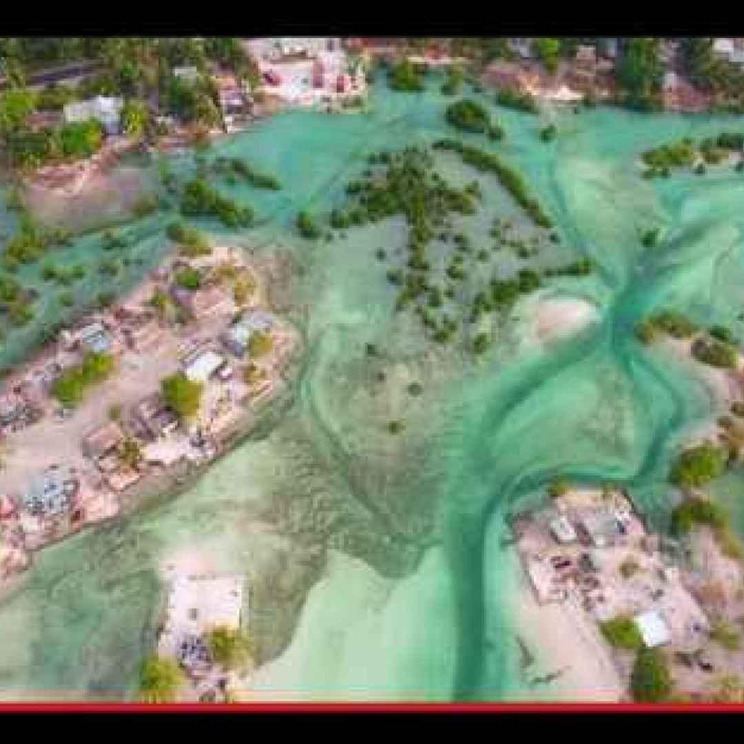 isole  ambiente  mutamento climatico