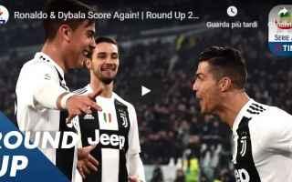 Serie A: ronaldo messi dybala video calcio