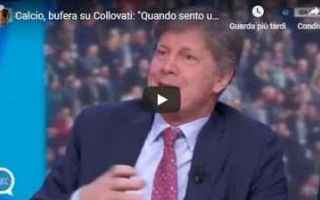 Calcio: collovati video tv donne calcio