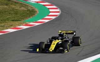 Formula 1: f1  formula1  f1testing  ricciardo
