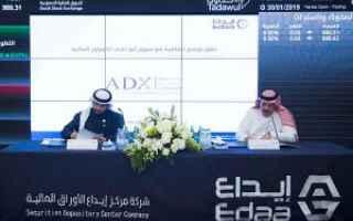 Borsa e Finanza: emirati  arabia  indicatore adx