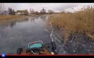 Motori: guida  motori  go-kart  gopro  russia