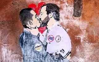 Politica: m5s  lega  salvini  di maio  grillo