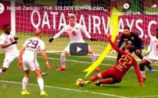 Calciomercato: roma  zaniolo  raiola  calcio  video