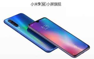 Cellulari: xiaomi  xiaomi mi9 se  mi9  smartphone