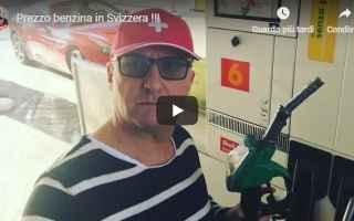 dal Mondo: prezzo  benzina  oggi  svizzera  video