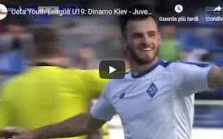 Serie minori: juve juventus video calcio gol