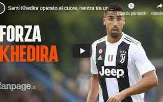 juventus  juve  calcio  video  khedira